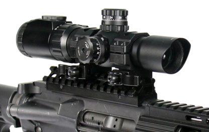 Оптический прицел LEAPERS Accushot T8 Tactical 1-45X28
