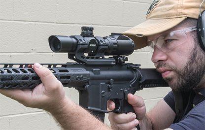 Оптический прицел LEAPERS Accushot T8 Tactical 1-8X28